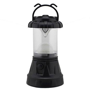 Xs Multifunction Led House Camping Lanterns (3Xaa, Black)