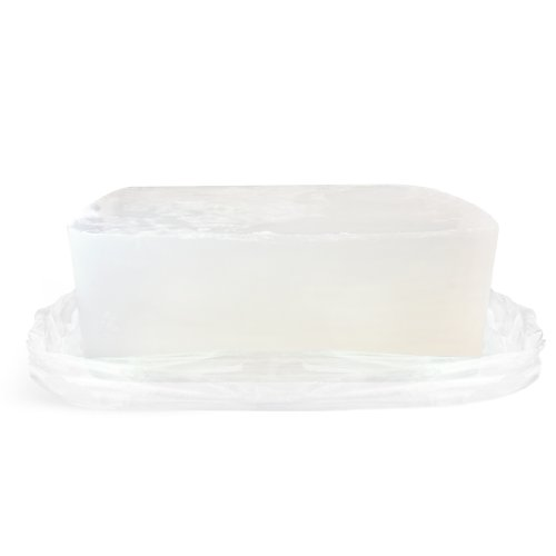 25 Lb Clear Glycerin Melt & Pour Soap Base Organic By Dr.Adorable front-910035