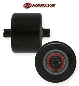Heelys FATS Abec 5 Replacement Wheels 5022 Large 9-13 by Heelys