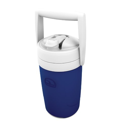 Igloo 41152 Sport Beverage Cooler, 1/2-Gallon (Majestic Blue)