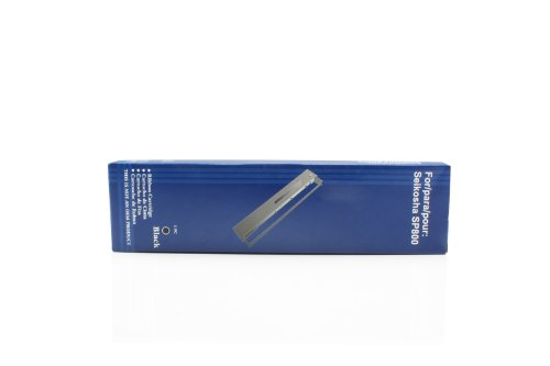 Seikosha SP 1000 CPC - SP-16051 / 91611 - Kompatibel - Nylonband Schwarz - 259 ml
