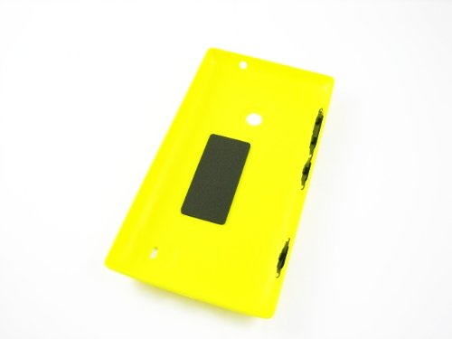 Nokia Lumia 520 ~ Yellow Back Cover Housing ~ Repair Part Replacement