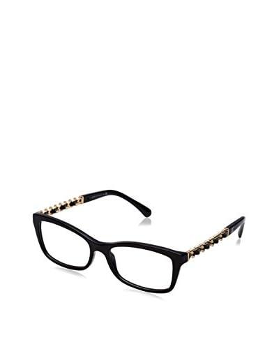 Chanel Montura 3264Q501 (54 mm) Negro