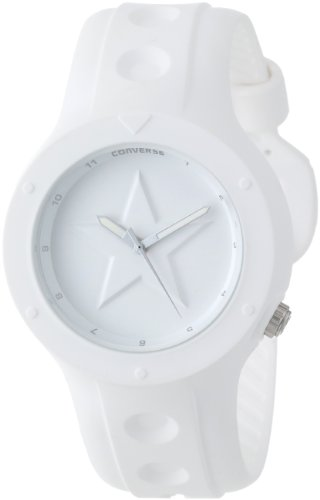 Converse Women's VR001100 Icon Classic Analog White Watch
