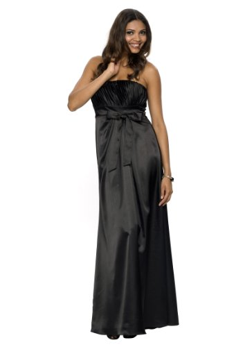 Astrapahl, Luxus Corsagen Party Abendkleid, lang, Farbe schwarz Reviews