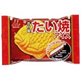 【井村屋アイスクリーム】 たい焼アイス 20個