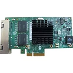 Dell Network Adapter - PCIe - Gigabit Ethernet x 4 - for PowerEdge R620, R720...