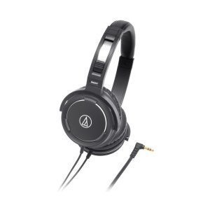 [Parallel import goods] Audio Technica Audio-Technica Solid Bass Over-Ear Headphone headphones (ATH-WS55BK)