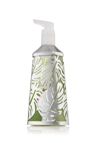 バス&ボディワークス ディープクレンジングハンドソープホルダー リーフ AntiーBacterial Deep Cleansing Hand Soap Sleeve Leaf(ソープは別売り)