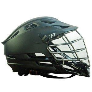 Buy Cascade R Matte Black Lacrosse Helmet in Matte Black- by Cascade