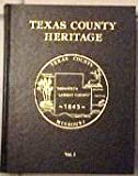 img - for Texas County, Missouri Heritage (Volume 1) book / textbook / text book