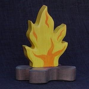 Holztiger Campfire