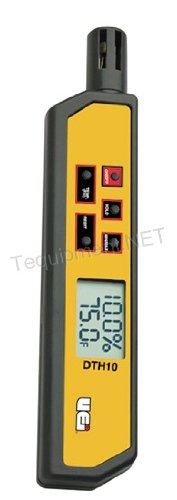 UEi Test Instruments DTH10 Digital Thermo-Hygrometer