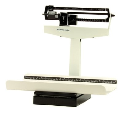Image of Pediatric Balance Beam Scale with Tray (B007Q2KZLO)