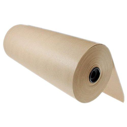Packpapier braun-grau 50 cm breit