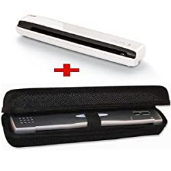 NeatReceipts Mobile Scanner and Digital Filing System Bundled With NeatReceipts Travel Case