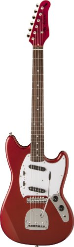 Jay Turser Jt-Mg2-Car Solid-Body Electric Guitar, Candy Apple Red