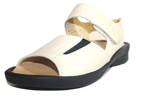 Highlander sandali da donna Nicobar HL-920330 - 37, Bianco perlato