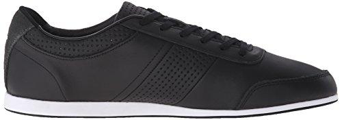 Lacoste Men's Embrun 116 2 Cam Fashion Sneaker Fashion Sneaker, Black, 9 M US