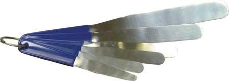 Caulk Finishing Tool, Spatula, SS, 6 Sizes (Caulk Finishing Tool Spatula compare prices)
