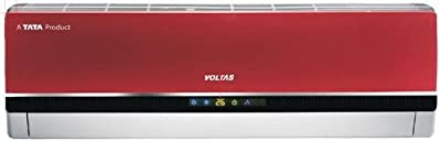 Voltas 183 Pya-R Premium Ya R Series Split AC (1.5 Ton, 3 Star Rating, Red)