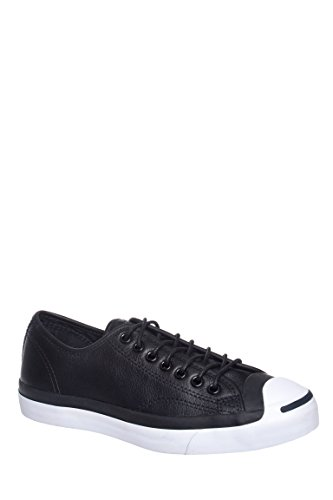 Unisex Leather Jack Low Top Sneaker