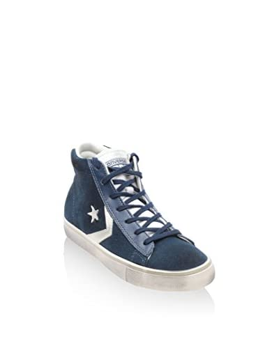 Converse Zapatillas abotinadas Pro Leather Vulc Azul
