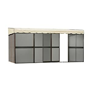 Amazon.com: Patio Mate 8-Panel Screen Enclosure 89165