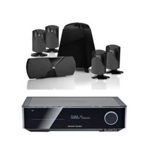 JBL BDS 300 - 5.1 Speaker + BluRay Media Player