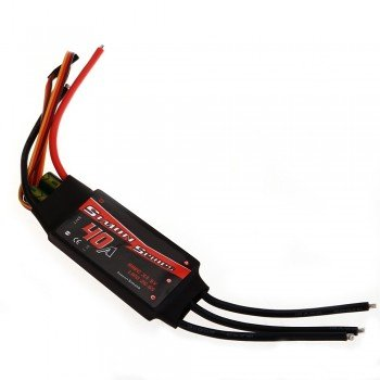 ESC Simon K 40A Brushless Electronic RC Speed Controller BEC for Helicopter Toy