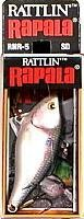 Review: Nabatak Rattlin' Rapala Fishing Lure  Review