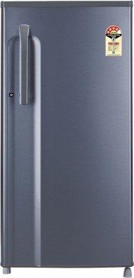 LG GL-B205KDGL(DG) Direct-cool Single-door Refrigerator (190 Ltrs, 4 Star Rating, Dim Grey)