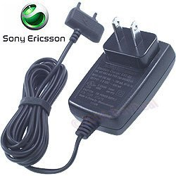 Original OEM Home Travel Charger for Sony Ericsson J100a, J220a, K510a, K550i...