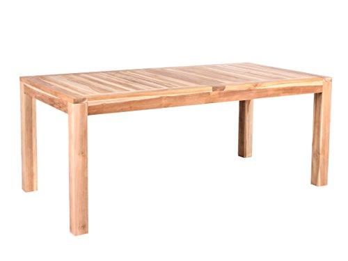 GARDENhome-Teakholz-Tisch-Detroit-Gartentisch-Esstisch-ca-180-cm
