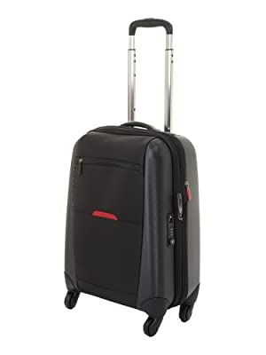 Linea Hylite 4-Wheel Cabin Suitcase from Linea