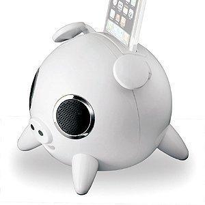 CAVジャパン IPIGLET II iPhone対応 iPod-用アンプ内蔵スピーカー