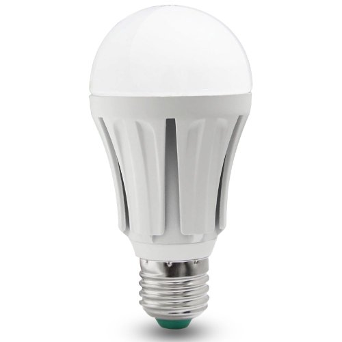 110V 10W Dimmable A19 Led Light Bulb - Warm White 2700K Led Bulb - 60W Equivalent E26/E27 Base - 820 Lumen 120 Degree Beam Angle For Home Lighting, Residential Lighting, Commercial Lighting