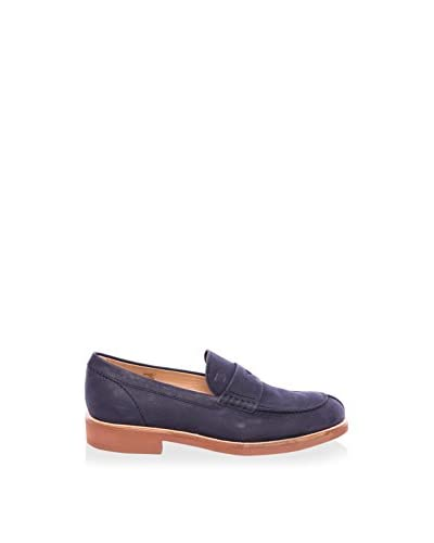 Tod's Men's Suede Penny Loafer