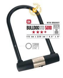 OnGuard Bulldog STD 5010 Bicycle U-Lock