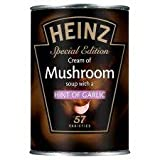 Heinz Special Edition Cream of Mushroom with a hint of Garlic 400G