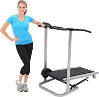 Exerpeutic 260 Manual Treadmill with Pulse by Ironman