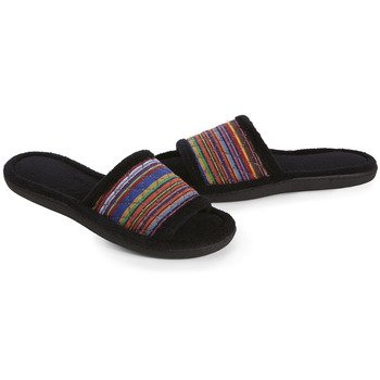 Cheap Isotoner Women's Cabanas Microterry Safari Quilted Slide Slippers (B007QOI6B8)