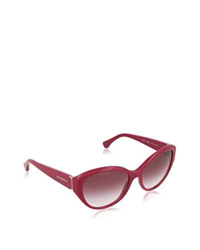 EMPORIO ARMANI Gafas de Sol 4037 (57 mm) Rojo