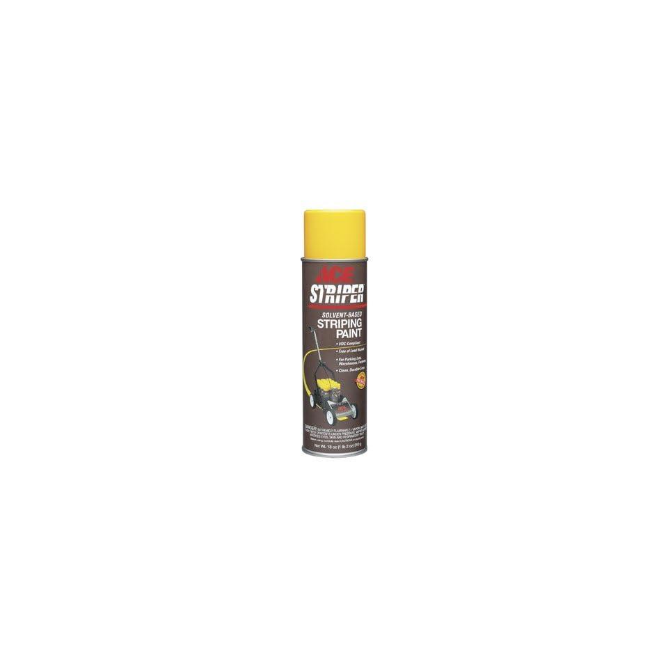 Krylon I1001114A Striper Solvent Based Striping Paint 18 Oz