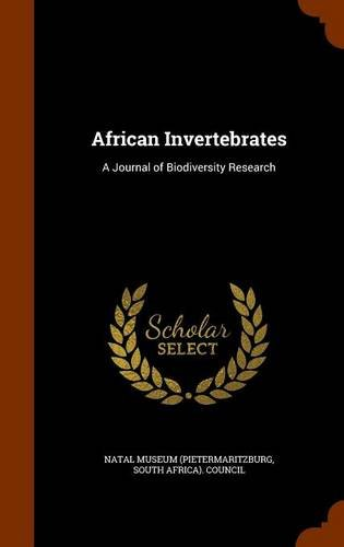 African Invertebrates: A Journal of Biodiversity Research