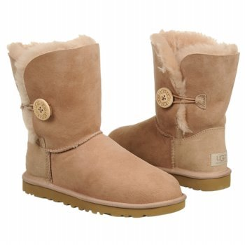 UGG Chocolate Womens Bailey Boots