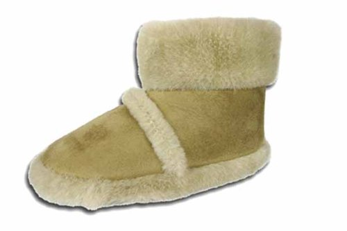 New Ladies Slippers Cooler Snugg Boot 316 Beige