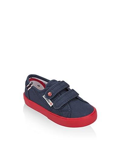 Pepe Jeans London Sneaker Baker Color [Blu Navy]