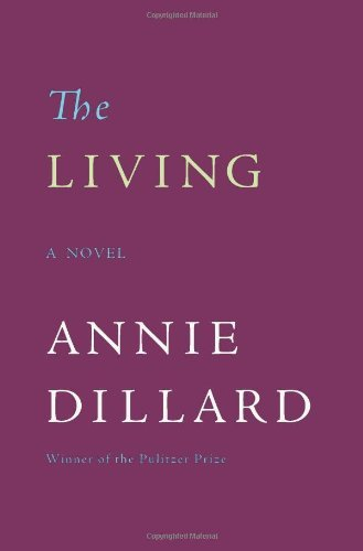 the-living-by-annie-dillard-31-may-1993-paperback
