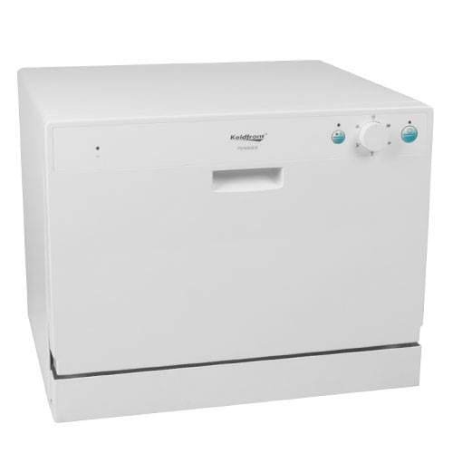 Koldfront 6 Place Setting Countertop Dishwasher